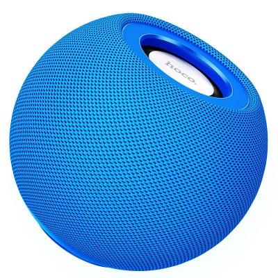 Портативная Bluetooth колонка Hoco BS45 Deep sound sports BT speaker (BT 5.0, MicroSD, FM радио) Blue