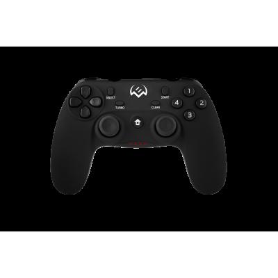 Беспроводной геймпад с поддержкой Windows, PS3 Sven GC-3050 Black
