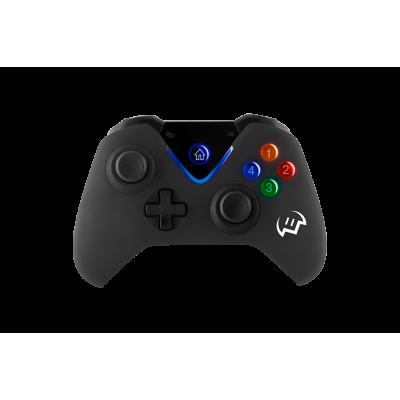 Беспроводной геймпад с поддержкой Windows, PS3 Sven GC-5070 Black