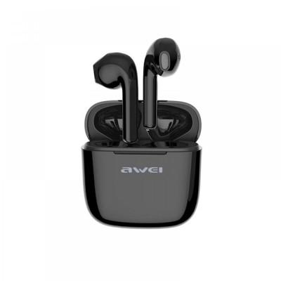 Беспроводные Bluetooth наушники Awei T26 TWS Black