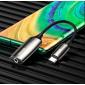 Переходник Baseus 2-in-1 L60S с Type-C на Type-C и 3.5mm Adapter Tarnish