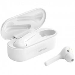 Bluetooth наушники Baseus Encok W07 TWS White
