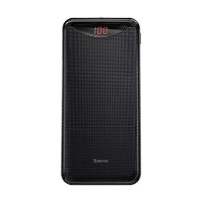 Power Bank Baseus Gentleman Digital Display Powerbank 10000mAh Black