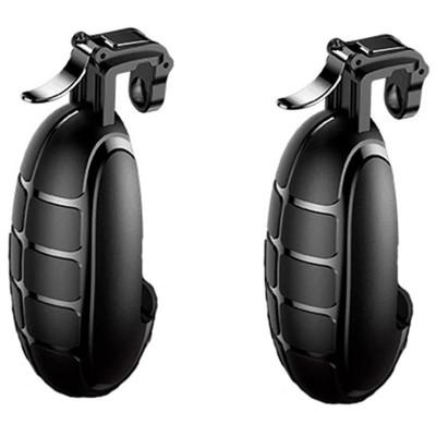 Игровые триггеры (геймпад) для телефона Baseus Grenade Handle Black