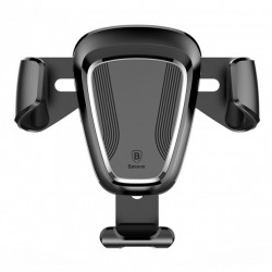 Автодержатель Baseus Gravity Car Mount Metal type Black