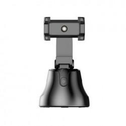 Смарт-штатив для телефона с датчиком движения Baseus 360 AI Following Shot Tripod Head Black