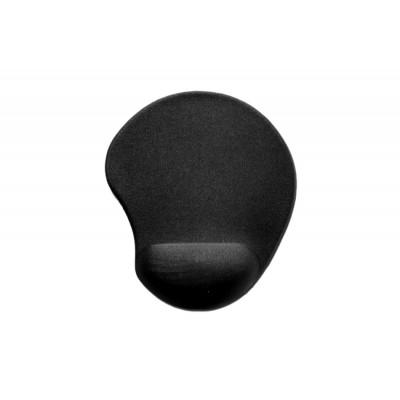 Коврик для мыши с поддержкой для кисти Sven GL009BK Black