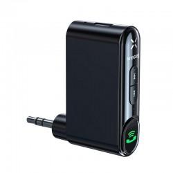 Автомобильный аудио Bluetooth ресивер Baseus Qiyin AUX Black