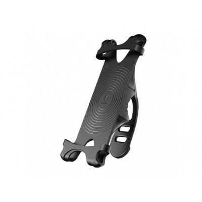 Велодержатель для телефона на руль велосипеда Baseus Miracle bicycle vehicle mounts Black