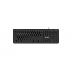 Проводная клавиатура для ПК Sven KB-E5700H USB Black