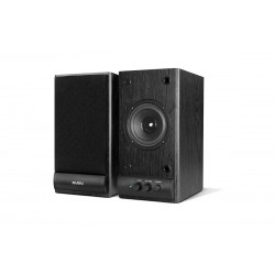 Акустическая система деревянная Sven SPS-609 Black
