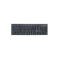 Проводная клавиатура для компьютера Sven 303 Standard USB Black