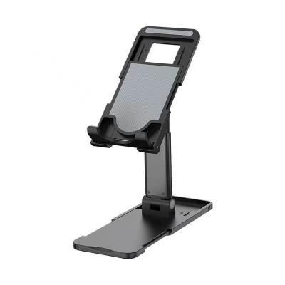 Настольная подставка (держатель) для телефона или планшета Remax RM-C54 Desktop Telescopic Stand Black
