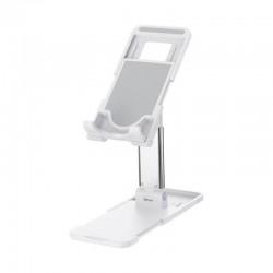 Настольная подставка (держатель) для телефона или планшета Remax RM-C54 Desktop Telescopic Stand White