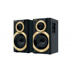 Колонки (акустическая система) Sven SPS-619 Black-Gold