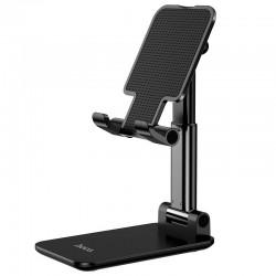Настольная подставка (держатель) для телефона или планшета Hoco PH29A Carry folding desktop stand Black