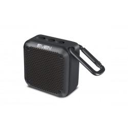 Портативная Bluetooth колонка с влагозащитой IPX7 Sven PS-88 Black