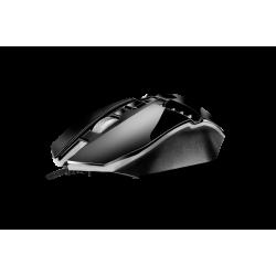 Проводная игровая мышь с подсветкой Sven RX-200 USB Black