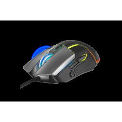 Проводная игровая мышь с подсветкой Sven RX-G960 USB Black