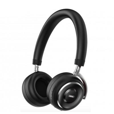 Беспроводные Bluetooth наушники Remax Wireless Stereo Headphone RB-620HB (BT5.0, 300mAh, до 18-ти часов) Black
