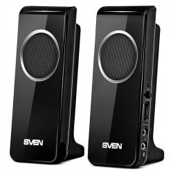 Колонки для компьютера или ноутбука Sven 314 USB Black