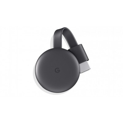 HD Медиаплеер Google Chromecast 3.0 Black