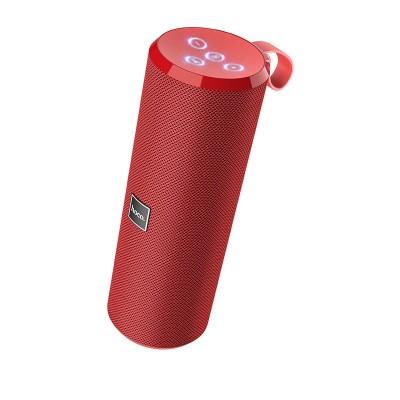 Портативная колонка Hoco BS33 Voice sports Red