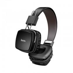 Bluetooth наушники Hoco W20 Gleeful Black