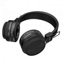 Bluetooth наушники Hoco W25 Promise Black