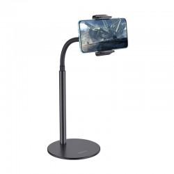 Настольный держатель для телефона Hoco PH28 Soaring metal desktop stand Black