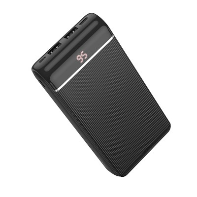Power Bank Hoco J59A Famous 20000mAh Black