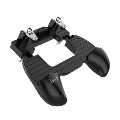 Мобильный геймпад (с триггерами) Hoco GM2 (для PUBG Mobile) Black