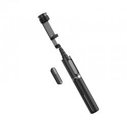 Монопод для селфи Hoco K13 Scepter wireless tripod Black