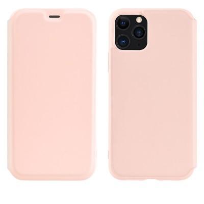 Чехол-книжка Hoco Colorful series liquid silicone для Apple iPhone 11 Pro Pink