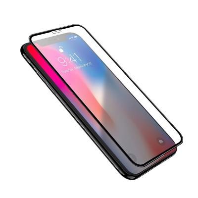 Защитное стекло Hoco DG1 для Apple iPhone XS MAX/11 Pro Max Black