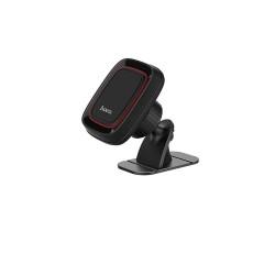 Автодержатель Hoco CA24 Lotto series magnetic automotive center adsorbed holder Black