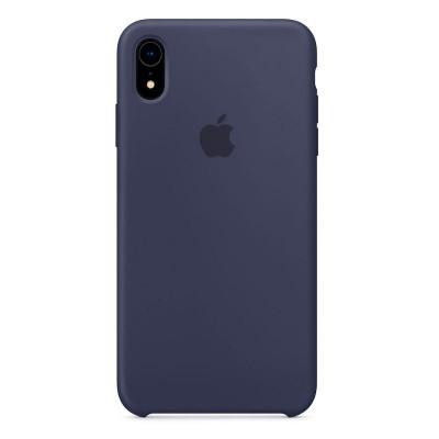 Чехол HC Silicone Case для Apple iPhone XR Midnight Blue