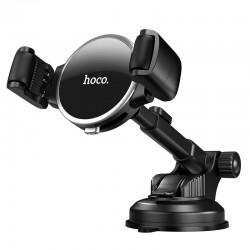 Автодержатель Hoco S12 Lite Black