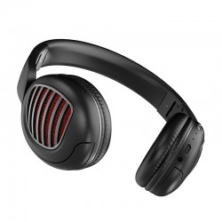 Bluetooth наушники Hoco W23 Brilliant sound Black