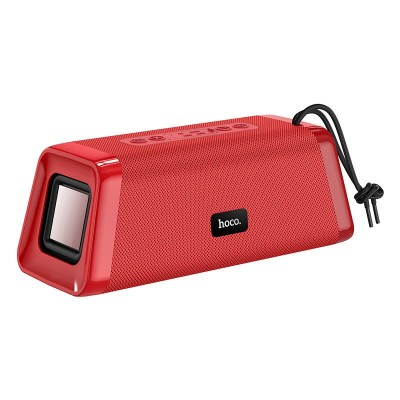 Портативная Bluetooth колонка Hoco BS35 Classic sound sports Red