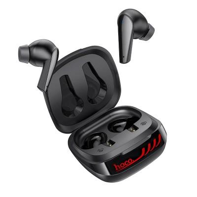 Беспроводные Bluetooth наушники Hoco ES43 Lucky sound TWS wireless headset Black