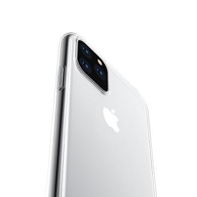 Чехол Hoco Light series TPU для Apple iPhone 11 Pro Max Transparent