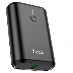 Power Bank Hoco Q3 Mayflower PD+QC3.0 10000mAh Black