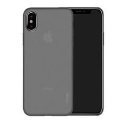 Чехол накладка Hoco Ultra-Thin Series PP Back Cover для Apple iPhone X Black