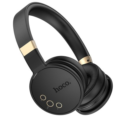 Bluetooth наушники Hoco W26 Enjoyment Black