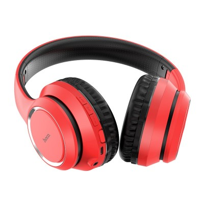 Bluetooth наушники Hoco W28 Journey Red