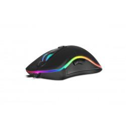 Проводная игровая мышь с подсветкой Sven RX-G940 USB Black