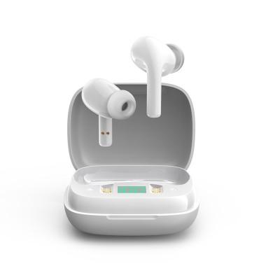 Беспроводные Bluetooth наушники Joyroom JR-TL6 TWS Earphone With LED Display White