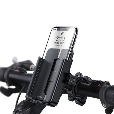 Держатель для телефона на руль велосипеда Joyroom JR-ZS252 Metal Bracket For Bicycle Black