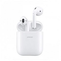 Bluetooth наушники Joyroom JR-T03S Bilateral TWS White